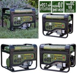 4 000 3 500 Watt Oline Powered Portable Generator Rv Outlet