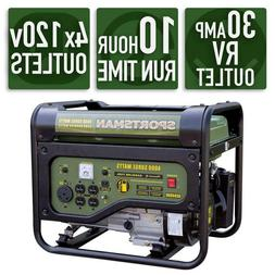 4000/3500 Watt Gasoline Powered Portable Generator with RV O