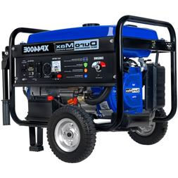 DuroMax 4400 Watt Portable Electric Gas Power RV Generator -