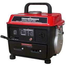 900 watt gasoline powered manual start portable