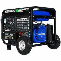 DuroMax XP12000EH 12000-Watt 18 HP Portable Hybrid Gas Propa