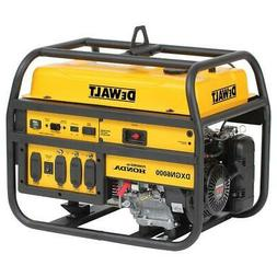 DeWALT DXGN6000 6000 Watt Commercial Portable Gas Power Gene