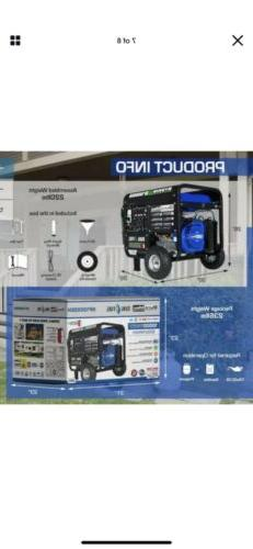 DuroMax XP10000EH Fuel Gas/Propane Local Only *