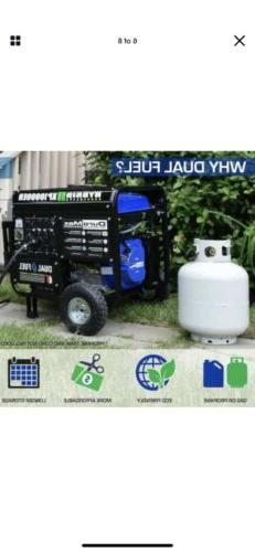 DuroMax XP10000EH Fuel Gas/Propane Local Pickup *