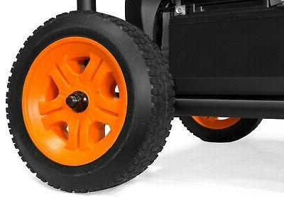 WEN 56475 Electric and Wheel Kit, Compliant,