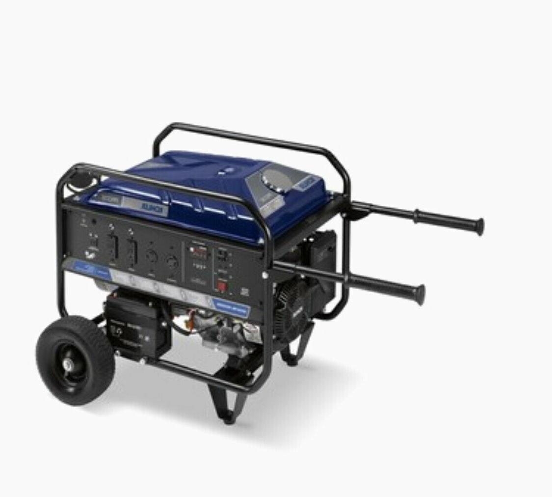 Powered Start Portable Generator with