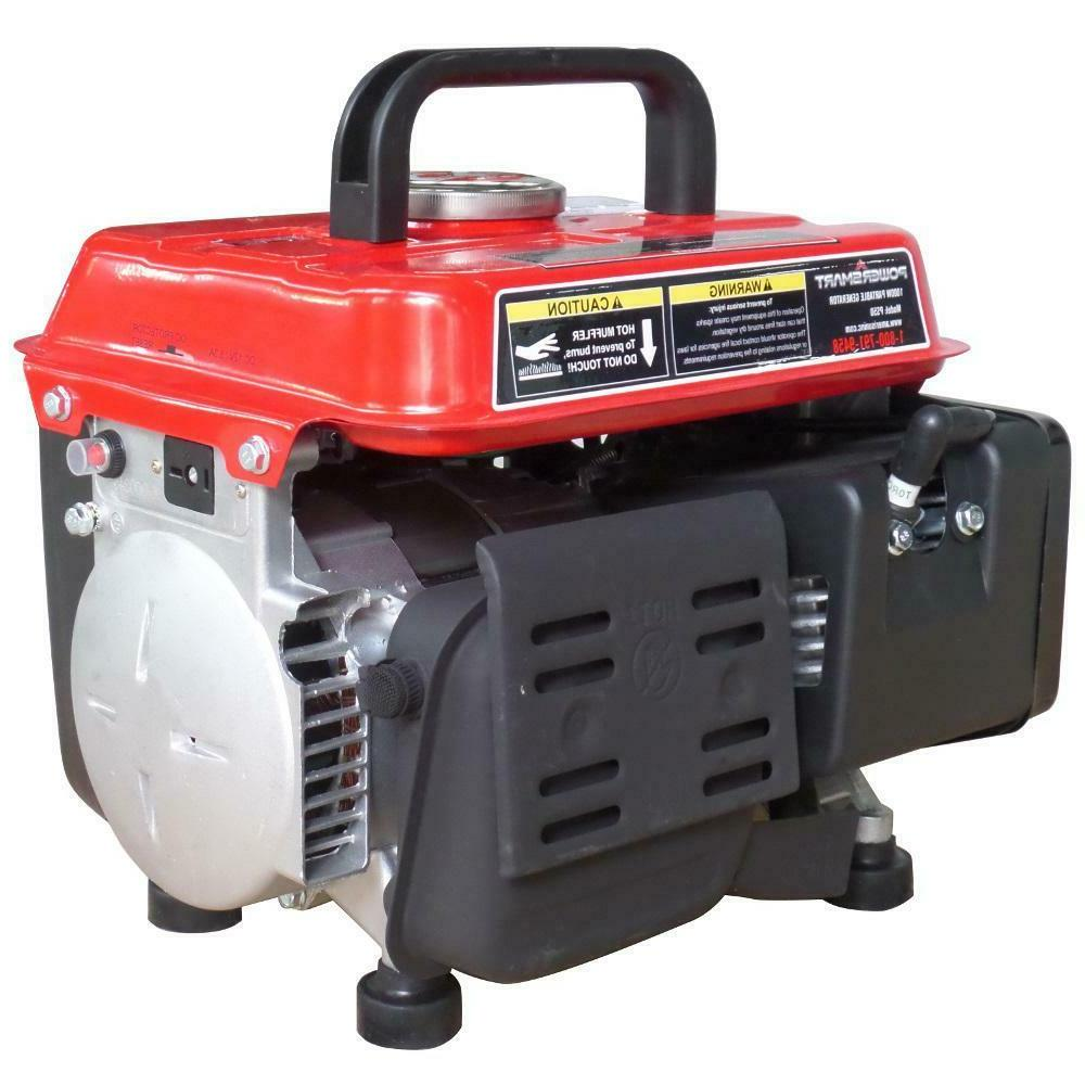 900-Watt Powered Start Portable