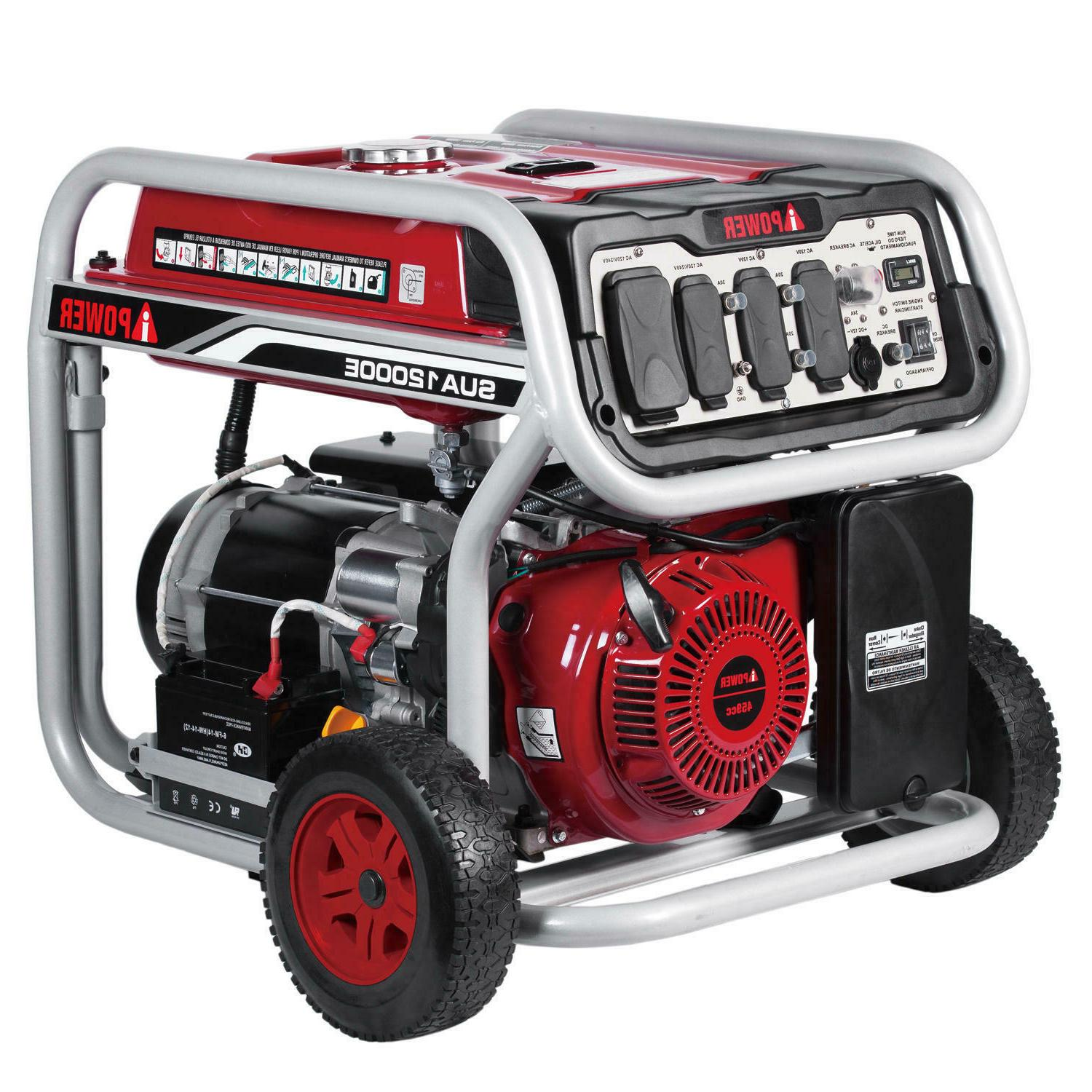 Sportsman Sandstorm Series Gasoline 2000-Watt Portable Gener