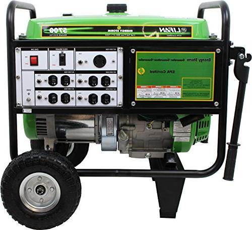 Lifan ES5700E Energy Storm Gas Powered with Electric and Start,