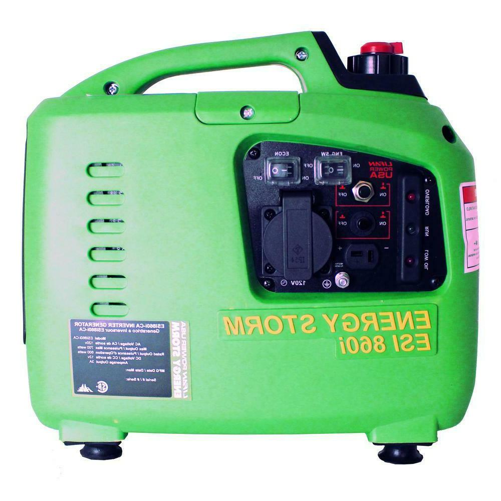 gasoline powered inverter generator with carb low
