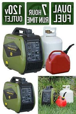 inverter generator with parallel capacity 2200 1800