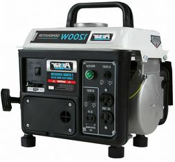 Portable Gas Generator RV Camping Power Electric Small Quiet