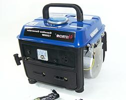 GASOLINE GENERATOR  PORTABLE  ELECTRIC POWER 1200W OUTPUT VO