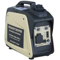 Portable Inverter Generator Lightweight Outdoors Electronics