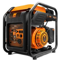 RV-Ready 4000-Watt Gas-Powered Open Frame Inverter Generator