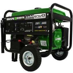 DuroMax XP5250EH 5250 Watt Electric Start Dual Fuel Portabl
